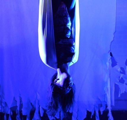 Dance artist - Abby CHAN Man-yee