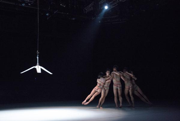 Dance artist - CHEN Kai