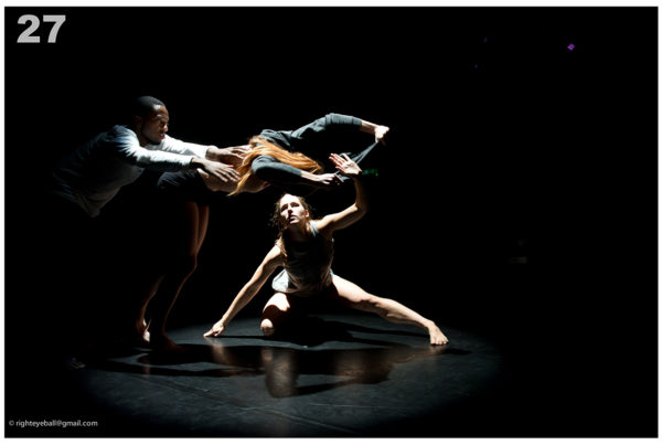 Dance artist - LAM Chun-ho