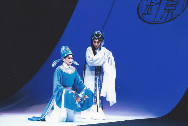 Xiqu group - Yeung Ming Cantonese Opera
