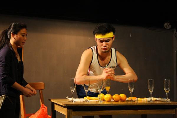 Drama artist - Santayana LI