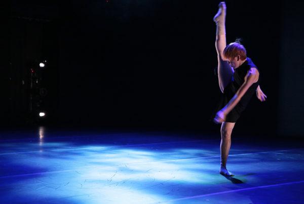 Dance artist - LI Yong-jing