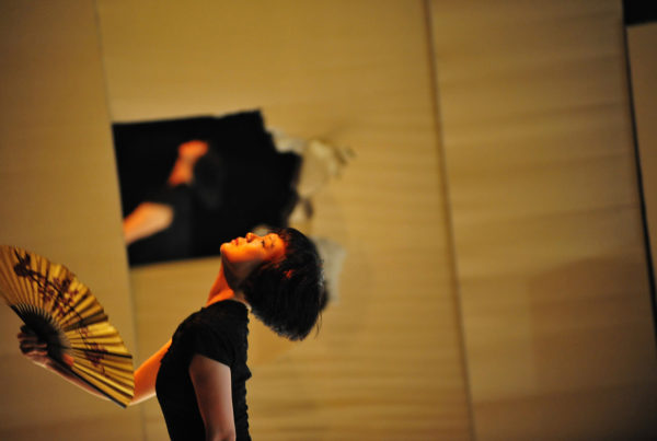 Dance artist - Mui Cheuk-yin