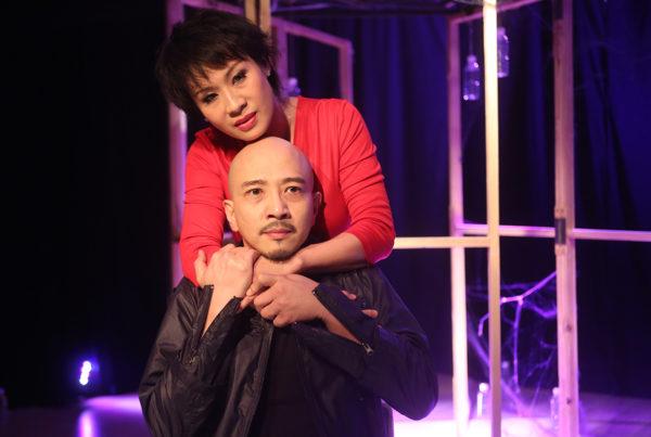 Drama artist - YU Hon-ting