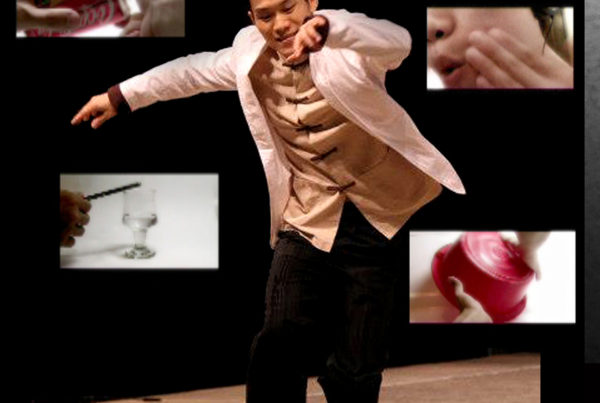 Dance artist - WONG Tan-ki