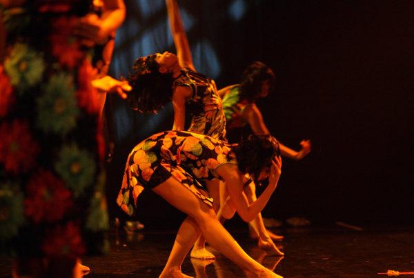 Dance artist - WU Kam-ming