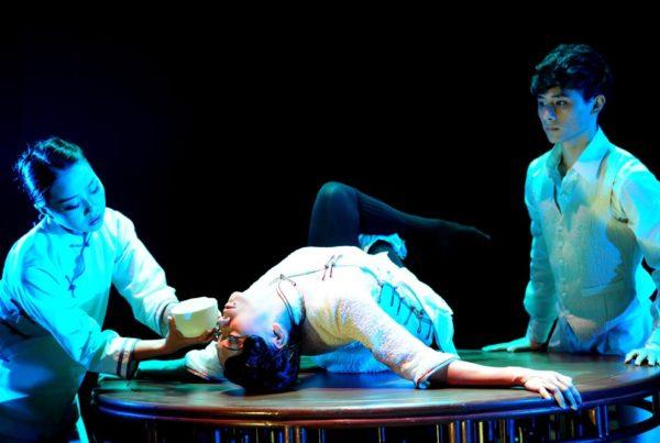 Dance artist - XING Liang