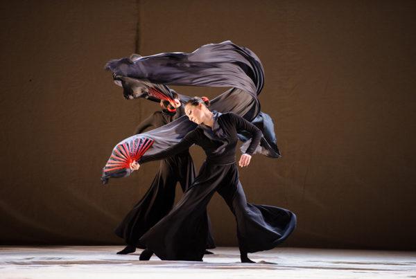 Dance artist - YANG Yuntao
