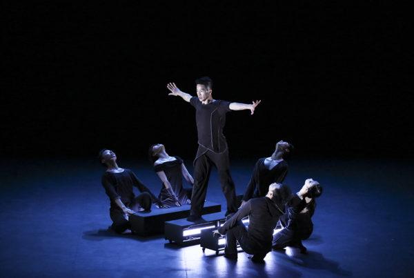 Dance artist - Jacky YU Wan wah