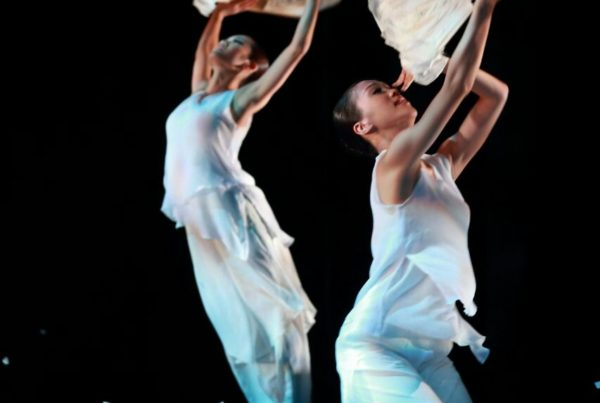 Dance artist - YU Pik-yim