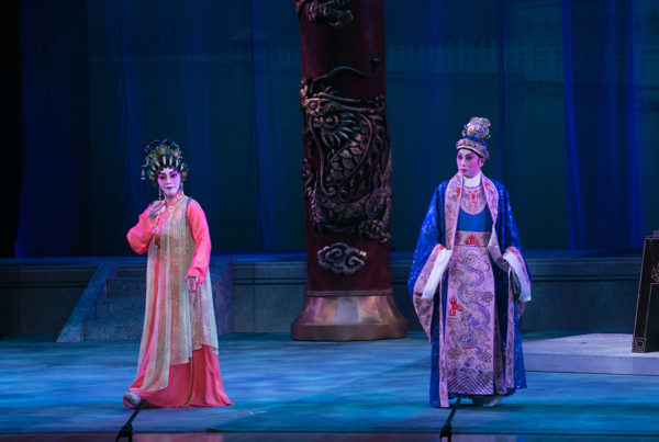 Xiqu group - Golden Blossom Opera Troupe