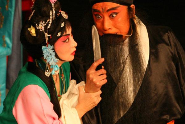 Xiqu group - Jingkun Theatre