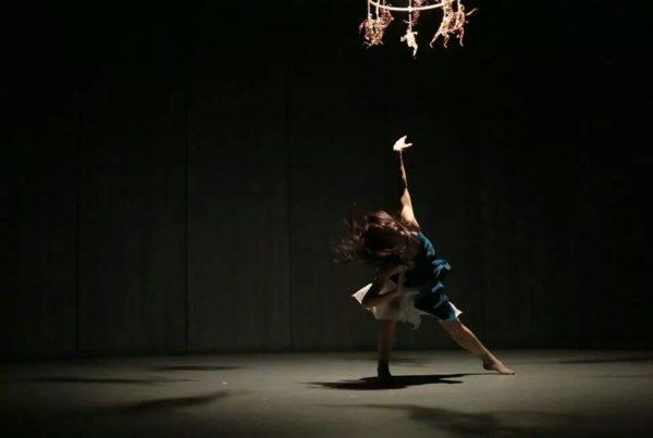 Dance artist - HUANG Lei