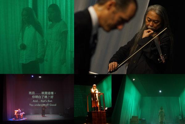 Music artist - KUNG Chi-shing