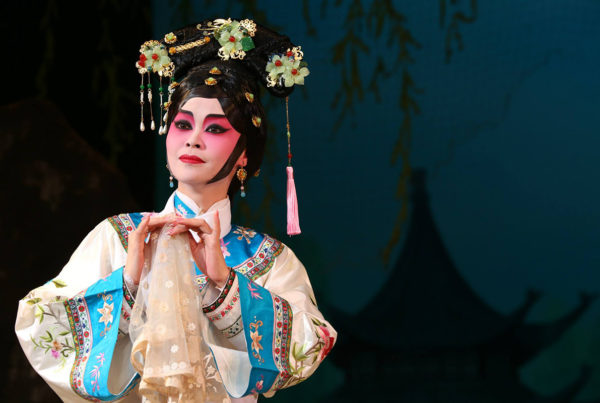 Xiqu group - Karen°¶s Meadow Cantonese Opera Studio