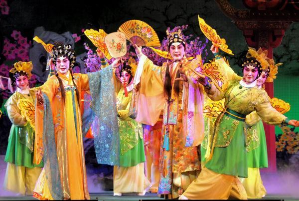 Xiqu group - Ming Chee Sing Chinese Opera