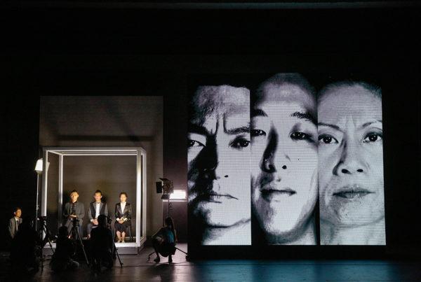 Drama artist - Fung Wai Hang