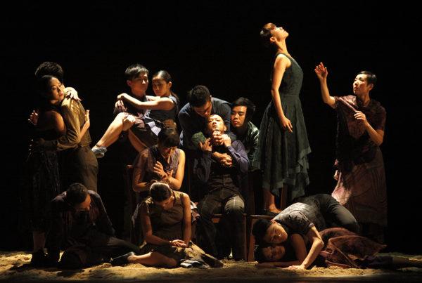 Dance artist - Helen LAI
